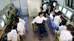 Thông báo tuyển sinh chương trình đào tạo CNTT cho người khuyết tật năm 2016